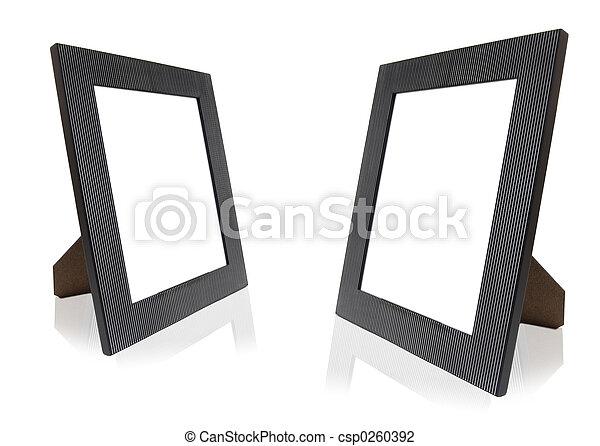 Photo - Simple Photo Frames - stock image, images, royalty free photo ...
