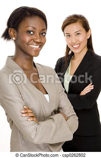Happy Business Team - csp0262802