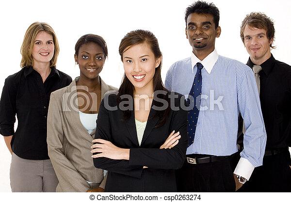 Business Diversity - csp0263274