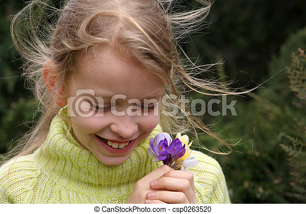 Spring mood - csp0263520