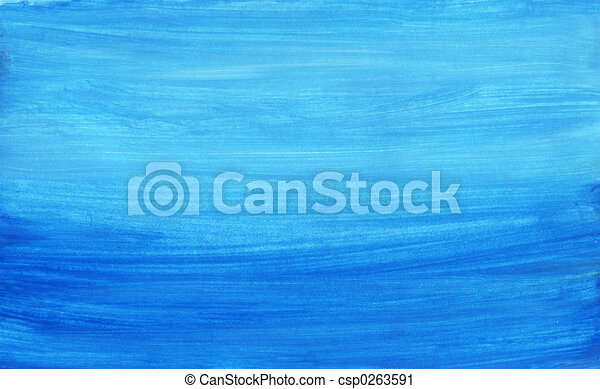 Abstract seascape - csp0263591