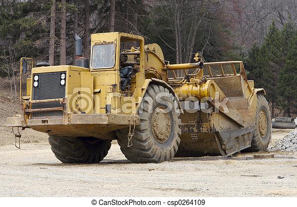 Heavy Equipment - csp0264109