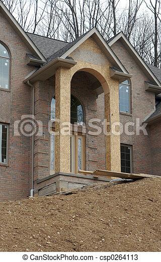 House Construction - csp0264113