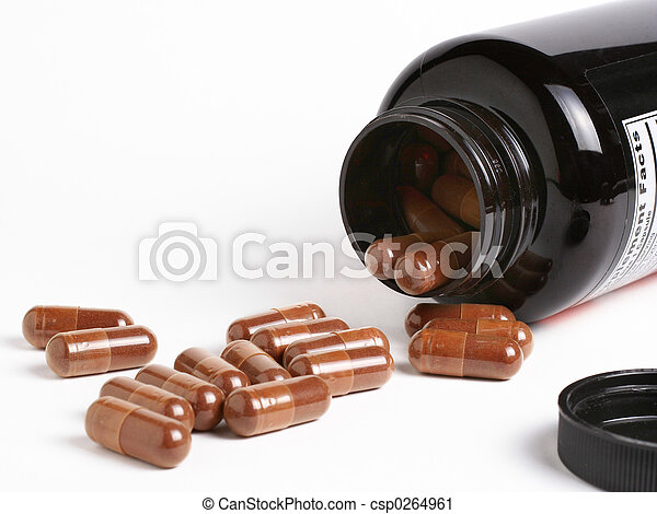 Dietary supplements - csp0264961