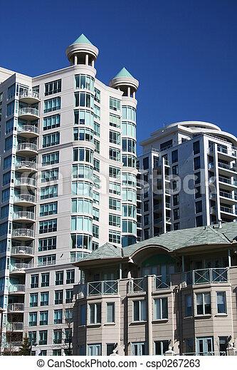 Condominiums - csp0267263