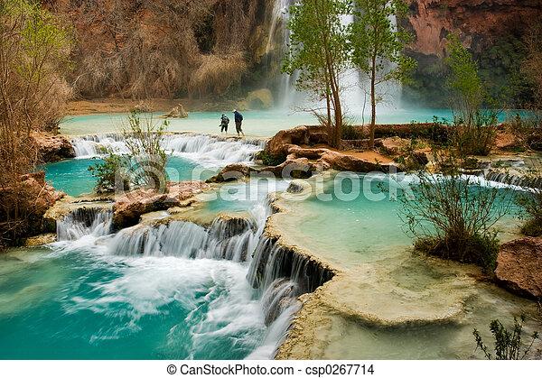 Havasu Falls Hike - csp0267714