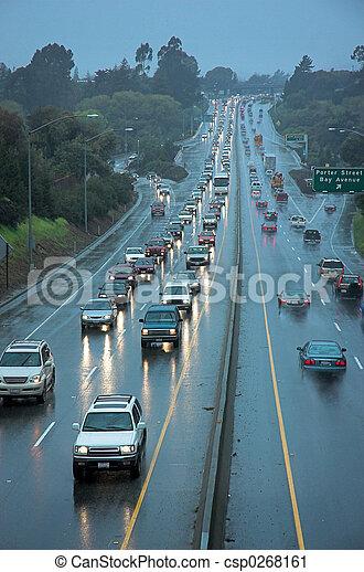 Rush Hour - csp0268161
