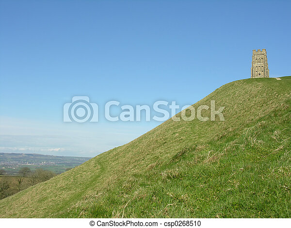 Glastonbury Tor - csp0268510