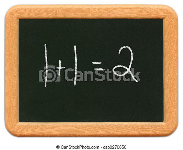 Child\\\'s Mini Chalkboard - o2 - csp0270650