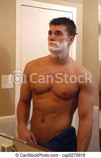 Shaving - csp0270918