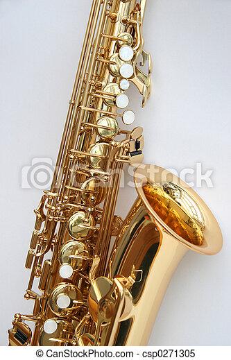 Saxophone 4 - csp0271305