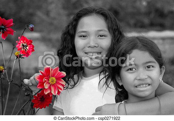 Siblings - csp0271922