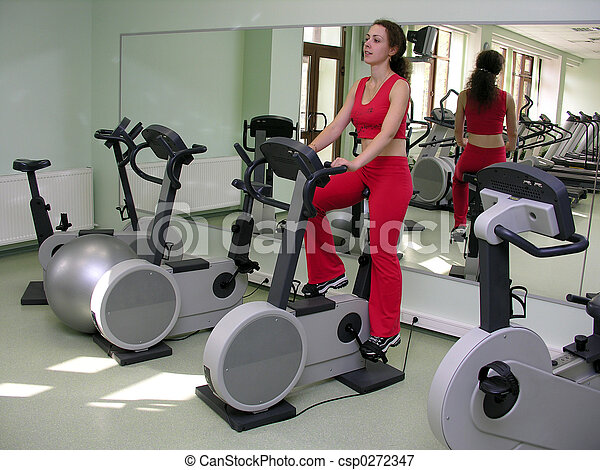 Health Club - csp0272347
