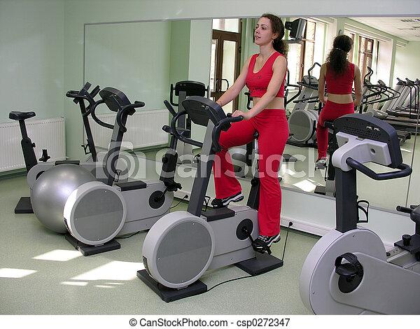 Health Club - csp0272347