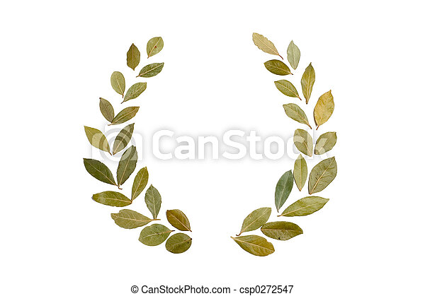 laurel wreath - csp0272547