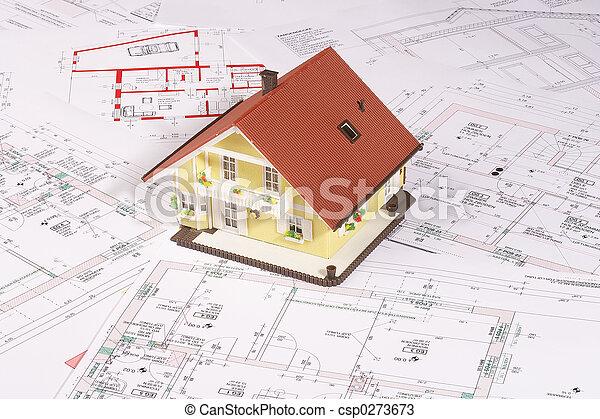 my house - csp0273673