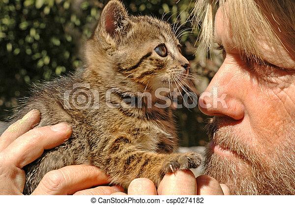 Man\\\'s best kitty