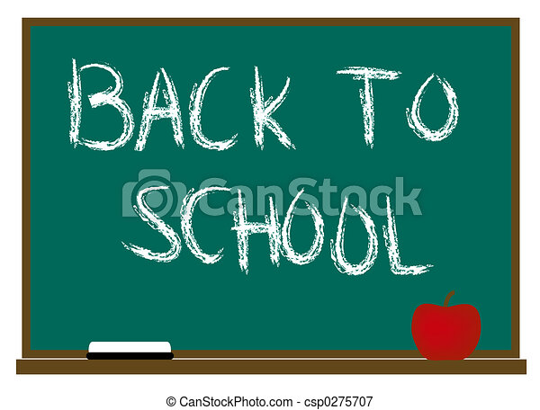 Back to School - csp0275707