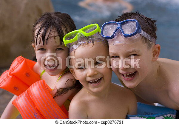 little swimmers - csp0276731