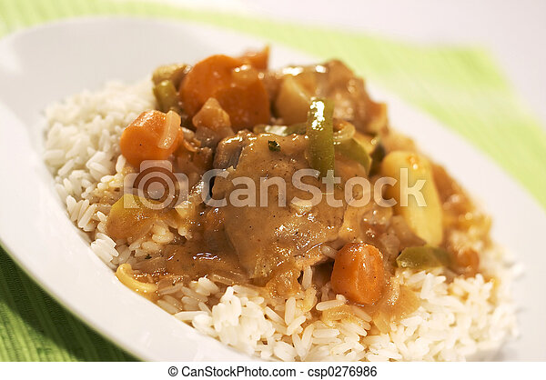 Chicken Stew - csp0276986