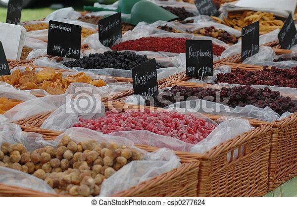 Health Foods - csp0277624