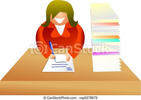 paperwork - csp0278679