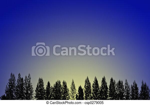 Morning glow - csp0279005
