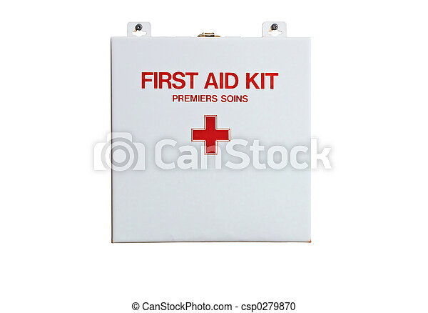 First Aid Kit - csp0279870