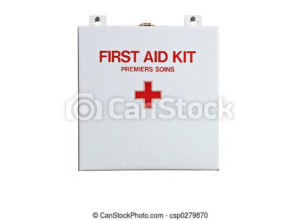 First Aid Kit - csp0279870