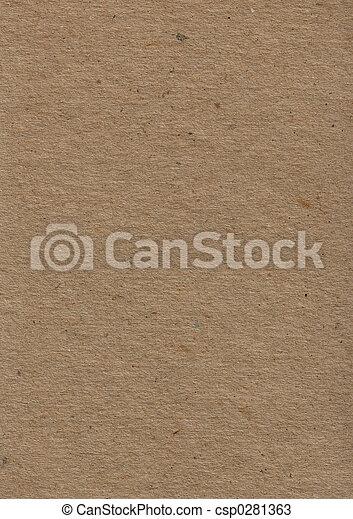 Cardboard Texture - csp0281363