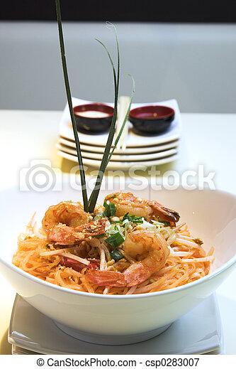 Shrimp Pad Thai - csp0283007