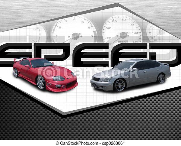 Import Speed - csp0283061