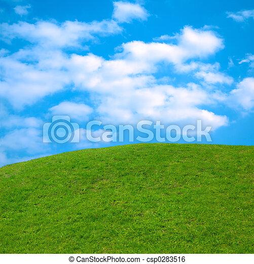 Landscape 1 - csp0283516