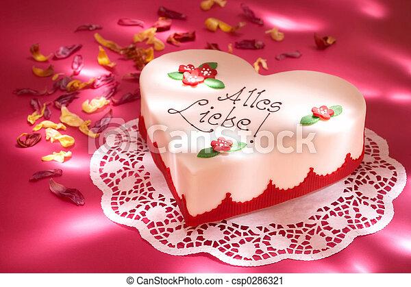 celebration cake - csp0286321