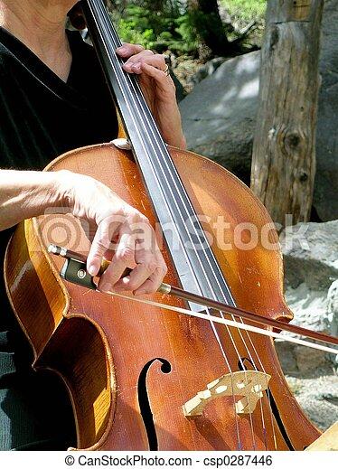 Here the Music? - csp0287446