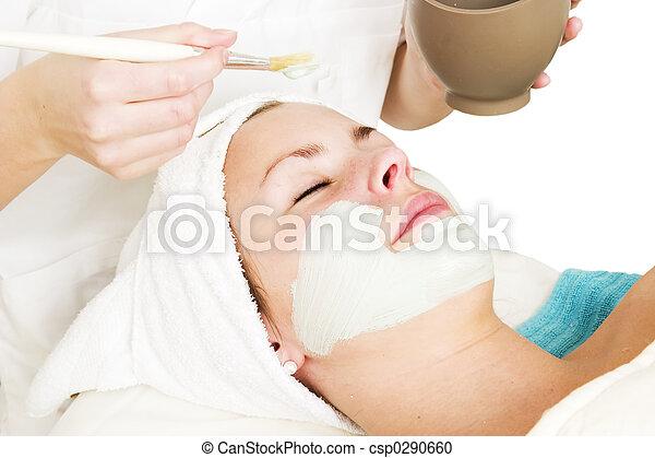 Facial Mask - csp0290660