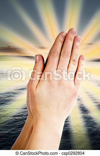 Power of Prayer - csp0292804