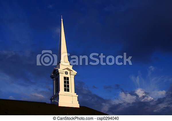 Church Steeple - csp0294040