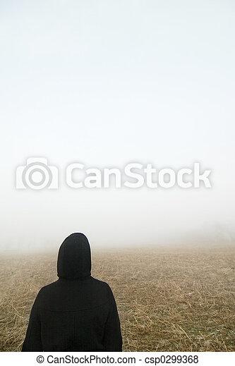 Walking Alone - csp0299368
