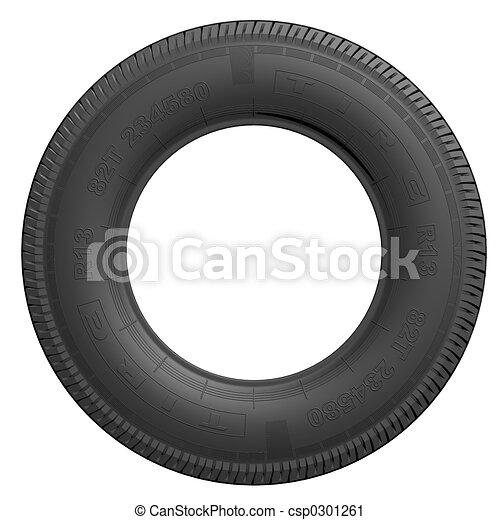 Tire - csp0301261
