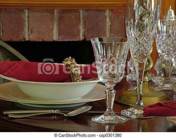 luncheon 01 - csp0301380