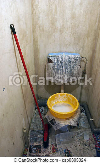 WC renovation - csp0303024