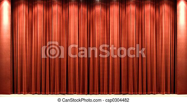 precious theater - csp0304482