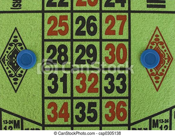 Cautious gambler - csp0305138