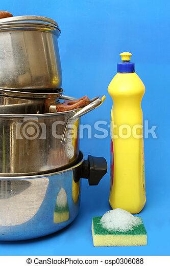 housework - csp0306088