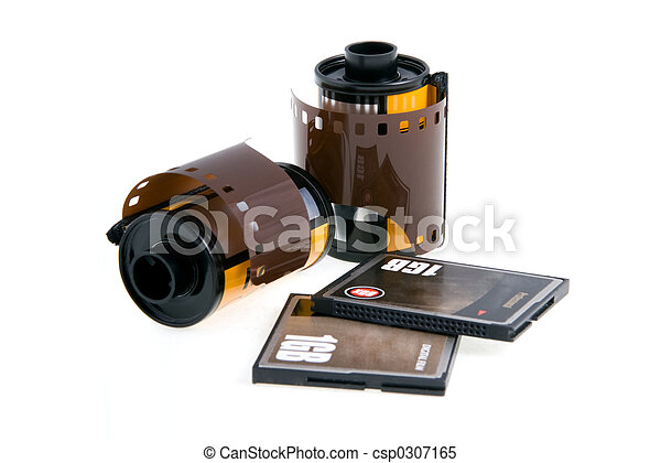 Film and Digital 3 - csp0307165