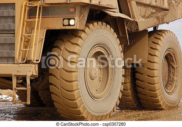 Dump truck - csp0307280