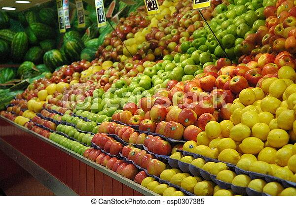 The Fruit Shop - csp0307385