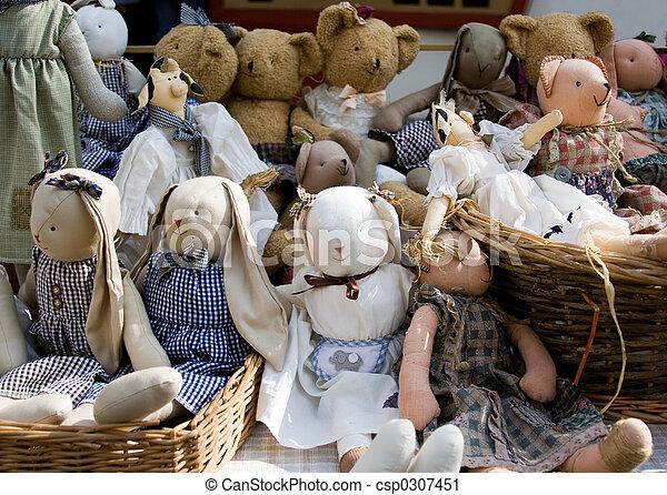 玩具, 商店 - csp0307451