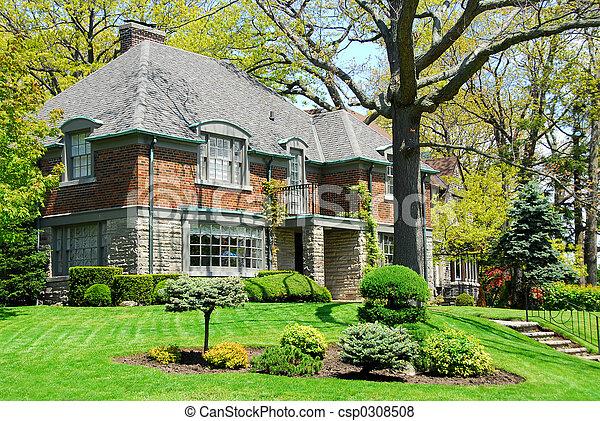 Luxury home - csp0308508